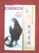 最新养鸡技术精编 绿壳蛋鸡