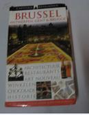 Brussel, Antwerpen, Gent en Brugge