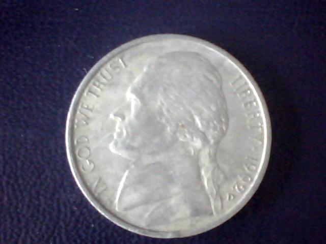 5美分 [1992年D版]