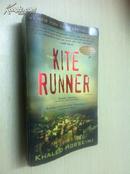 The Kite Runner【追风筝的人,卡勒德·胡赛尼,英文原版,大32开本,绝对正版】