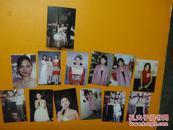 明星照片13张-【李心洁】-杂志社遗漏出来的