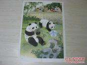 小学课本语文第二册教学图片10(7)大熊猫【2015.3.20】