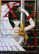 日版收藏 CLAMP 电影版 X first contact-初版-绝版