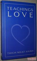 ◇英文原版书 Teachings on Love Hardcover by Thich Nhat Hanh
