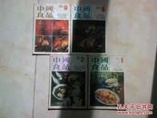 《中国食品》1986年1、3、5、8期