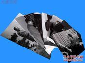 《纪念毛泽东同志诞辰100周年》老照片黑白印刷1993年9月、吕厚民摄影作品、一套7张照片 、精美印刷、每套350元、长52宽38(cm)