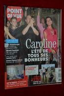 POINT DE VUE N.3234 2010 JUILLET 20 2010/07/20 视点 法语新闻 杂志 书着水不影响使用