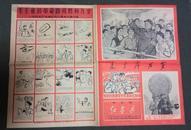 文革报纸(毛主席的革命路线胜利万岁)(3号箱)