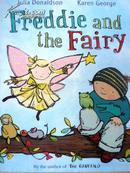 英文原版    少兒繪本故事    Freddie and the Fairy   佛萊迪和仙女