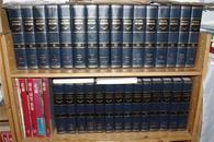 The Encyclopedia Americana: International Edition (Complete in Thirty Volumes) 美国百科全书(全30卷 皮面精装)