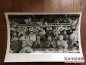 [老照片]七十年代新华社照片:许世友、陈锡联、王守道、江华等国家领导人合影 尺寸31*20cm