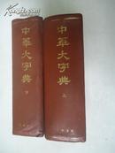 中华大字典【缩印本全2册】,