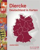 德国原版 德文 德语 德国地图册 地图集 Deutschland in Karten