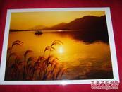 四季湘湖《秋》【魅力湘湖·摄影大赛作品原照】附·作者(沈青松)签名