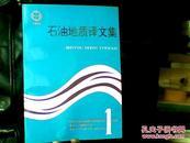石油地质译文集  一 1993年