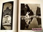 精装德国著名铜版印刷名家摄影世界风光民俗建筑系列蔡司相机/镜片拍摄《德国》304幅照片 HIELSCHER: DEUTSCHLAND. LANDSCHAFT - BAUKUNST