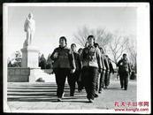 刘胡兰女民兵班