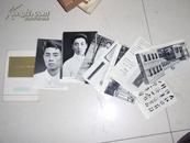 明信片画片:周恩来同志青年时代在津革命活动 文物图片选(全12张背面空白) 带封套背面空白!L1