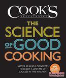 美国进口 英文原版 The Science of Good Cooking 烹饪的科学