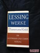 (德国莱辛戏剧评论)Lessing werke