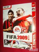 【游戏光盘】FIFA 2009 (百年经典、永久珍藏)2片装