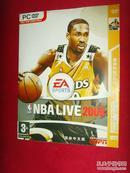 【游戏光盘】NBA A LIVE 2008(百年经典、永久珍藏)1片装