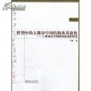 转型中的大都市空间结构及其演化:上海城市空间结构演变的研究 博士论丛