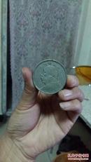 民国九年袁世凯头像一元银币