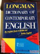 外文书店全新库存 进口原装英国出版, 朗文当代英语词典第三版  LONGMAN DICTIONARY OF CONTEMPORARY ENGLISH