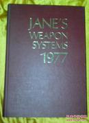 英文原版书:(1977)武器系统年鉴(第8版)【JANES WEAPON SYSTEMS1977】