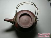 紫砂壶(江建祥陶艺 宜兴紫砂工艺一厂定制)