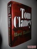 Red Rabbit 红兔子 by Tom Clancy 英文原版精装 大开本