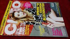 CLEO SINGAPORE 2014/04 NO.235 原版女性时尚杂志