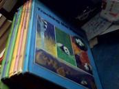 大熊猫丛书, 1-7册合售英文版