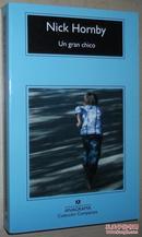 ◆西班牙语原版小说 Un gran chico  de Nick Hornby