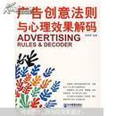 广告创意法则与心理效果解码