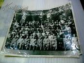 老照片[毛主席在中南海接见少数民族观礼团]1962年10月6日