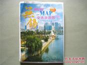 地图:2010年无锡交通旅游图【2开】