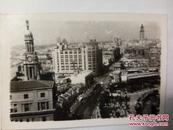 上海南京路市中心 老照片