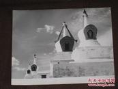 蒙古人民共和国照片8张(16开大小,尺寸24*18厘米,80年代原版照片)
