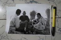 老照片  70年代 摄影作品 (志在农村)