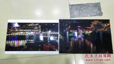 仪靖远(摄影名家)作品及上款作品之7   摄影作品之七《组照二张合售》 保真迹