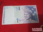 外国钱币1张