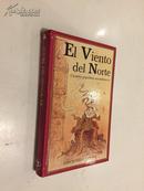 El Viento del Norte: Cuentos populares escandinavos【北风:斯堪的纳维亚民间故事,西班牙文原版】