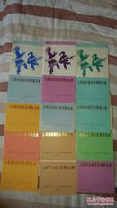 (节目单)云南省首届民族舞蹈会演  一套10场12张