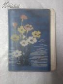 老日记本笔记本 三幅文革特色插图 用过 江浙沪皖满50包邮
