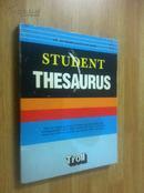 Student Thesaurus【学生词库,英文原版】