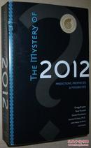 ◇英文原版书 The Mystery of 2012: Predictions, Prophecies Gregg Braden