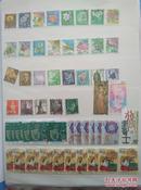 日邮·日本纯纪特信销票100种不同合售(不含小普票,为补有不小心看漏品相,实际发105枚)