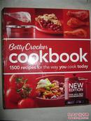 英文原版:Betty Crocker Cookbook, 1500 Recipes for the Way You Cook Today